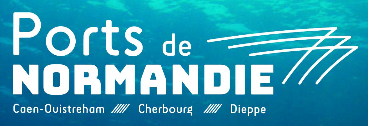 Logo Ports de Normandie